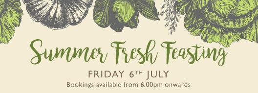 Summer Fresh Feasting