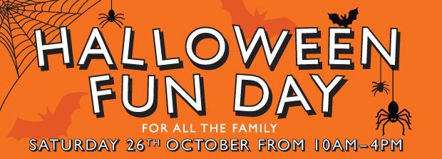 Halloween Fun Day Saturday 26th October 2019